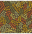leaves autumn vector image