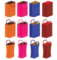 gift bags vector image vector image