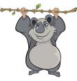Panda Cartoon vector image vector image