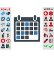 Calendar Appointment Icon vector image