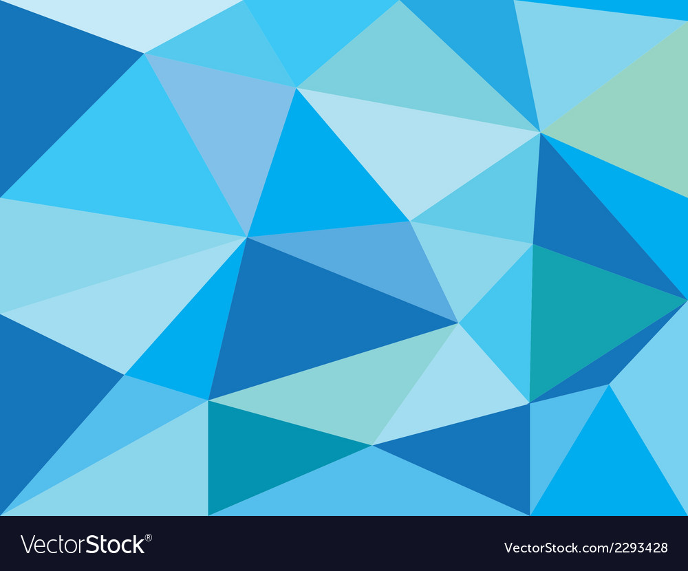 Prism background vector