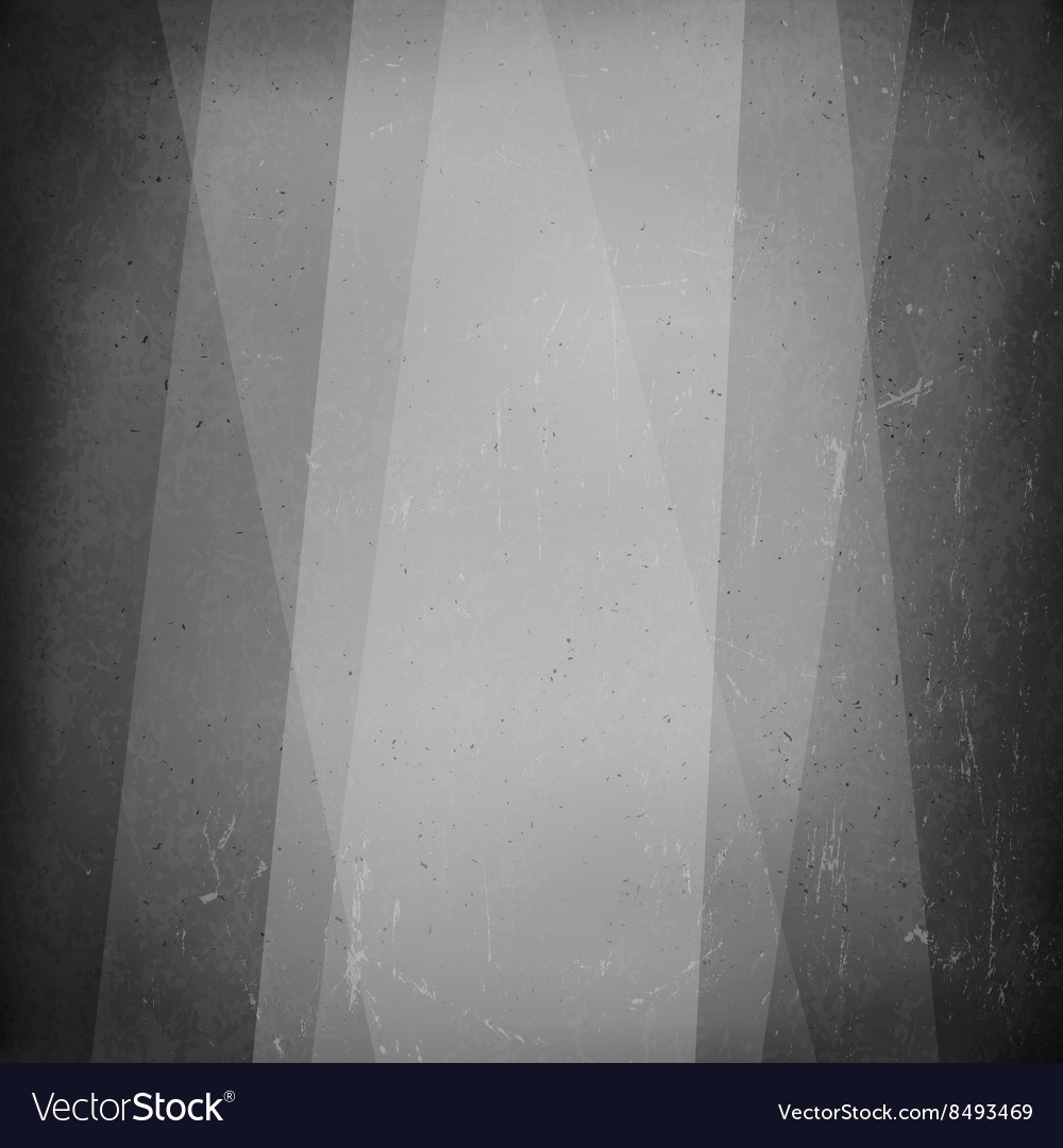 Film noir styled abstract screen old cinema vector