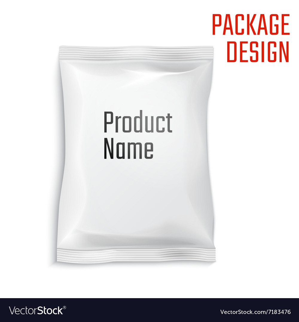 Package bag vector