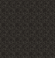 Seamless Pattern Stylish Texture with Interlacing vector image