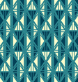 ancient blue seamless pattern vector image