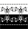 Folk Pattern Decor-7 vector image