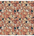 Feathers seamless pattern vector image vector image