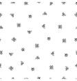 Boho Seamless Pattern vector image