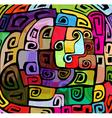 Colorful modern design vector image