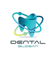 dental tech vector image