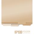 paper folders vector image