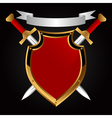 sword vector image vector image