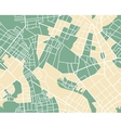 City map seamless vector image