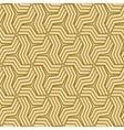 An elegant seamless pattern vector image