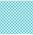 moroccan cross star pattern background vector image