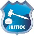 justice1 vector image
