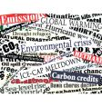 environmental headlines vector image