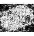 black grunge overlaying background vector image