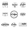 Coffee - badge signboard can be used to design vector image