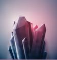 Precious Crystal vector image