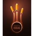 Innovative Ideas vector image