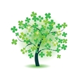Clover tree vector
