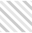 tile pattern grey and white stripes background vector image