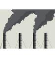 pipe smoke vector image vector image