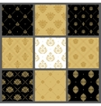 Royal medieval backgrounds antique wallpaper vector image vector image