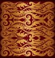 royal golden background for design vector image