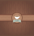 42coffeebackground2 vector image