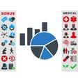 Charts Icon vector image