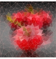 background cherry vector image