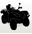 ATV vector image