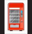automatic vending machine icon vector image