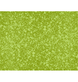 graffiti paint splatter pattern in multiple green vector image