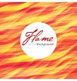 flame fire background vector image vector image