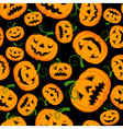 Halloween Seamless vector image