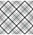 Plaid vector image
