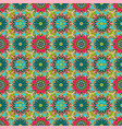 oriental traditional floral ornament seamless vector image