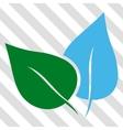 Flora Plant Icon vector image