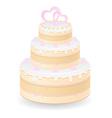 cake 07 vector image