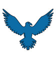 eagle american symbol icon vector image