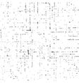 Grunge Light Linear Texture vector image