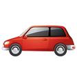 Toy Car vector image vector image