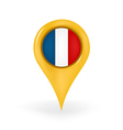 Location France vector image