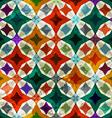retro mosaic seamless vector image
