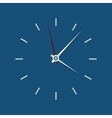 Icon watch vector image