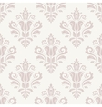 Damask Seamless Pattern Orient Background vector image