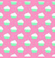 mint cakes pattern vector image